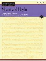 Mozart And Haydn - Volume 6 The Orchestra Musician's CD-Rom Library - Full Scores On DVD-Rom Sheet Music