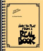 How To Play From A Real Book For All Musicians Sheet Music