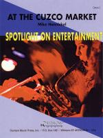 At The Cuzco Market Grade 2 - Score Only Sheet Music