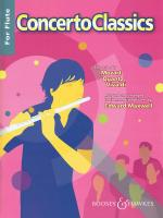 Concerto Classics For Flute And Piano Sheet Music