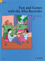 Fun And Games With The Alto Recorder Tutor Book 2 Sheet Music