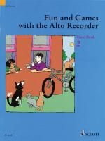 Fun And Games With The Alto Recorder Tune Book 2 Sheet Music