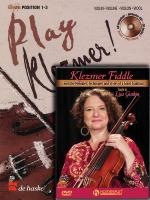 Play Klezmer - Violin/Fiddle Bundle Pack Play Klezmer! Violin (Book/CD Pack) With Play Klezmer Fiddl Sheet Music