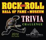 Rock And Roll Hall Of Fame Trivia Challenge 2012 Daily Boxed Calendar Sheet Music