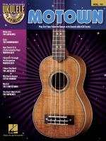 Ukulele Play-Along Volume 10: Motown Sheet Music