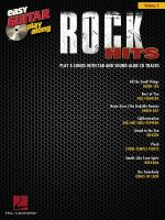 Easy Guitar Play-Along Volume 3: Rock Hits Sheet Music