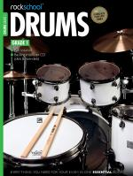 Rockschool Drums - Grade 1 (2012-2018) Sheet Music