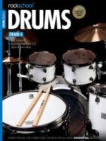 Rockschool Drums - Grade 6 (2012-2018) Sheet Music