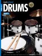 Rockschool Drums - Grade 7 (2012-2018) Sheet Music