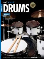 Rockschool Drums - Grade 8 (2012-2018) Sheet Music