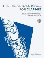 First Repertoire Pieces - Clarinet (2012 Edition) Sheet Music