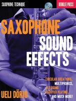 Ueli Dörig: Saxophone Sound Effects Sheet Music