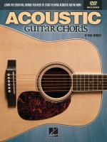 Chad Johnson: Acoustic Guitar Chords Sheet Music