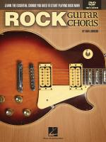 Chad Johnson: Rock Guitar Chords Sheet Music