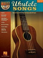 Ukulele Play-Along Volume 13: Ukulele Songs Sheet Music