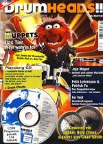 Ppv Medien Drumheads 02/2012 Sheet Music