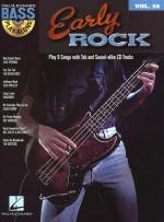 Bass Play-Along Volume 30: Early Rock Sheet Music