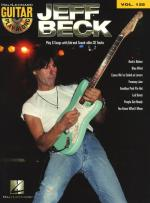 Guitar Play-Along Volume 125: Jeff Beck Sheet Music