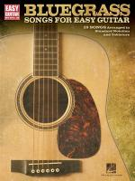 Bluegrass Songs For Easy Guitar Sheet Music