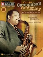 Jazz Play-Along Volume 139: Julian Cannonball Adderley Sheet Music