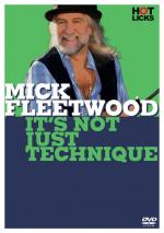 Mick Fleetwood - It's Not Just Technique Sheet Music
