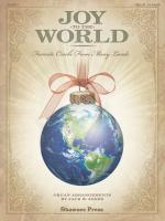 Joy To The World (Favorite Carols From Many Lands) Sheet Music