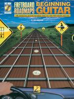 Fretboard Roadmaps For The Beginning Guitarist The Essential Guitar Patterns That All The Pros Know  Sheet Music