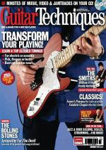 Guitar Techniques Magazine - Spring 2012 Special Issue Sheet Music