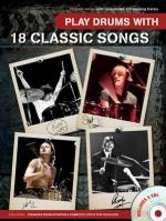 Wise Publications Play Drums 18 Classic Songs Sheet Music