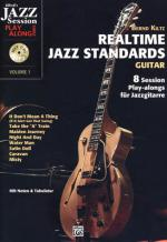 Alfred Music Publishing Realtime Jazz Standards Git. Sheet Music