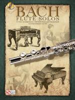 Bach Flute Solos Sheet Music