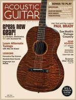 Acoustic Guitar Magazine - June 2012 Sheet Music