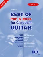 Edition Dux Best Of Pop & Rock Vol.11 Sheet Music