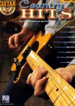 Hal Leonard Guitar Play Along Country Hits Sheet Music
