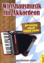 Musikverlag Geiger Wirtshausmusik For Accordion Sheet Music