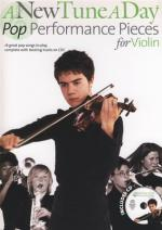 Music Sales A New Tune A Day:pop Violin Sheet Music