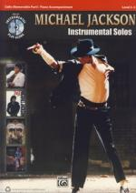 Alfred Music Publishing Michael Jackson Solos Cello Sheet Music