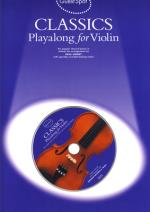 Wise Publications Guest Spot Classics Violin Sheet Music