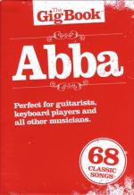 Wise Publications The Gig Book: Abba Sheet Music