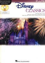 Hal Leonard Disney Classics For Flute Sheet Music
