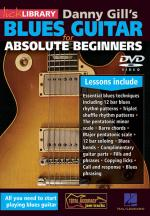 Blues Guitar For Absolute Beginners Sheet Music