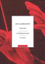 Everything Turns Away Piano, Violin, Viola, Cello, And Double Bass Sheet Music