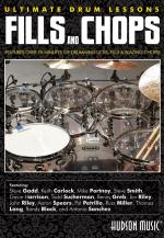 Ultimate Drum Lessons: Fills & Chops Sheet Music