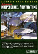 Ultimate Drum Lessons: Advanced Independence And Polyrhythms Sheet Music