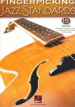 Hal Leonard Fingerpicking Jazz Standards Sheet Music