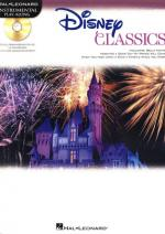 Hal Leonard Disney Classics For Clarinet Sheet Music