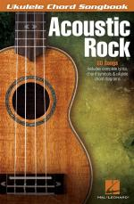 Ukulele Chord Songbook: Acoustic Rock Sheet Music