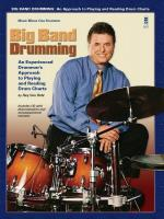 Ray Von Rotz: Big Band Drumming Sheet Music