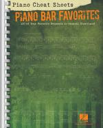 Piano Cheat Sheets: Piano Baritone Favorites 100 Of Your Favorite Requests In Musical Shorthand Sheet Music