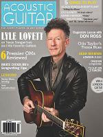 Acoustic Guitar Magazine - July 2012 Sheet Music